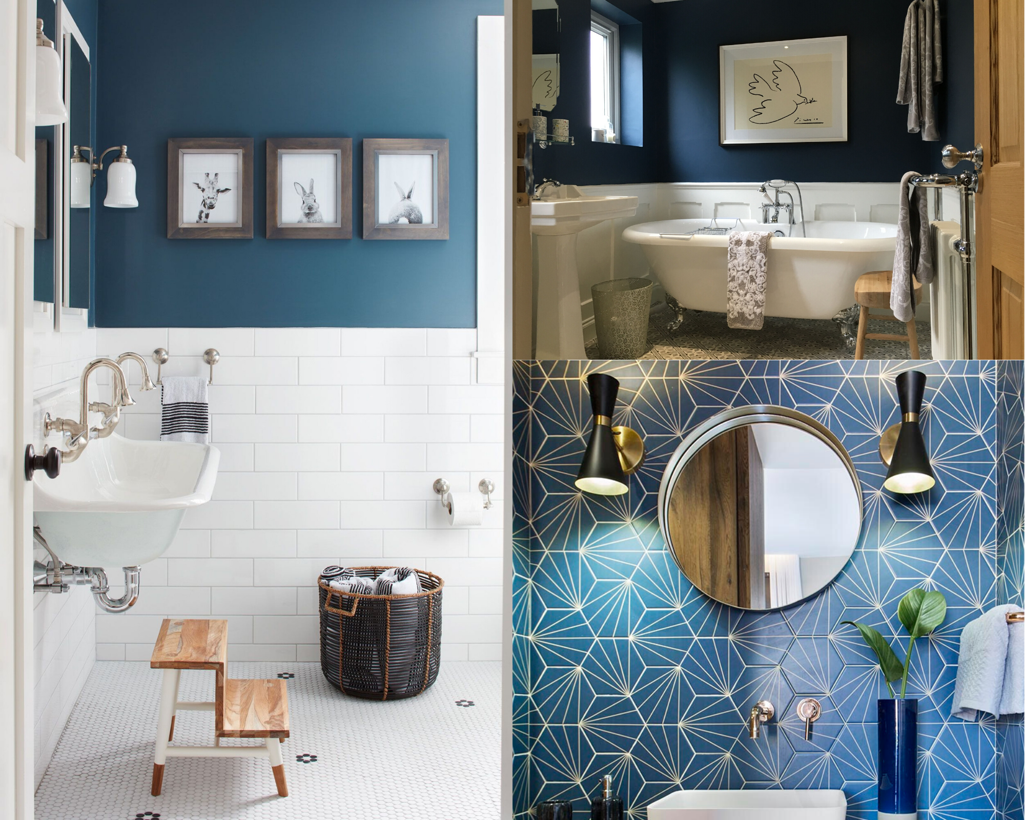 Pantone Color of the Year - bathroom