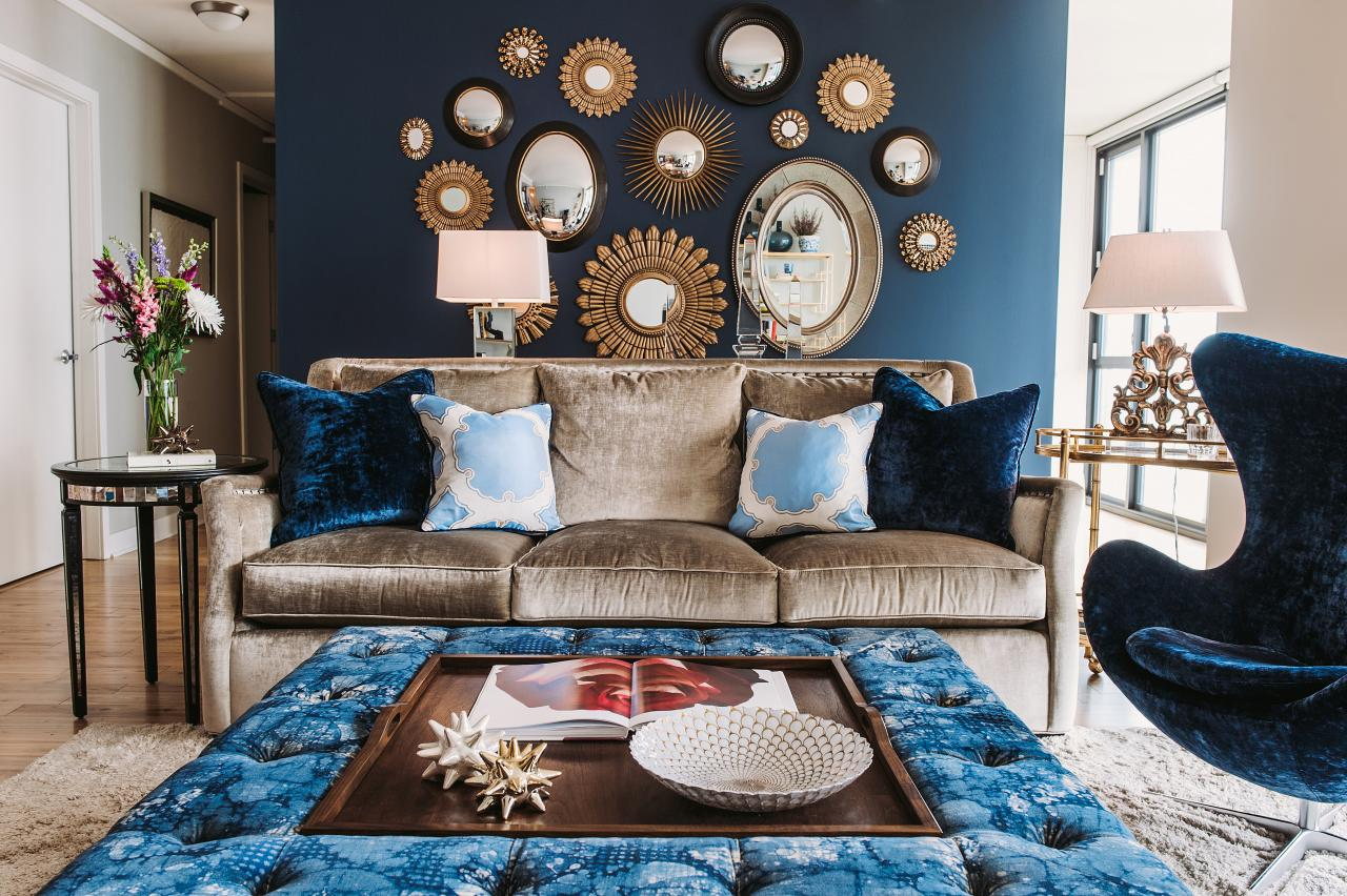 Pantone Color of the Year - textile accents