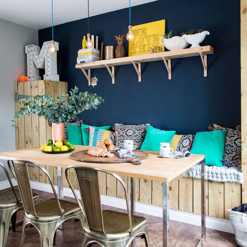 Pantone Color of the Year - statement wall
