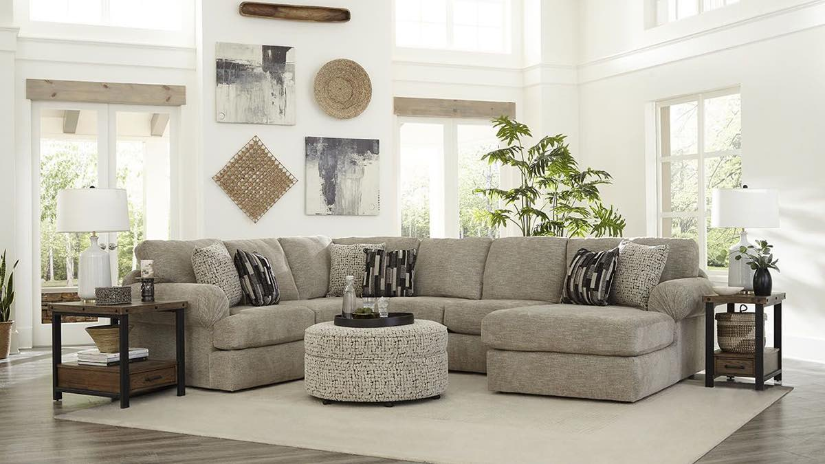 March Mania Furniture Sale England Abbie Living Room Collection