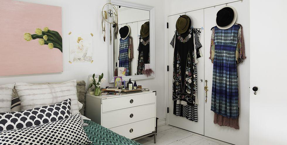 Master Bedroom Decorating - Nightstand