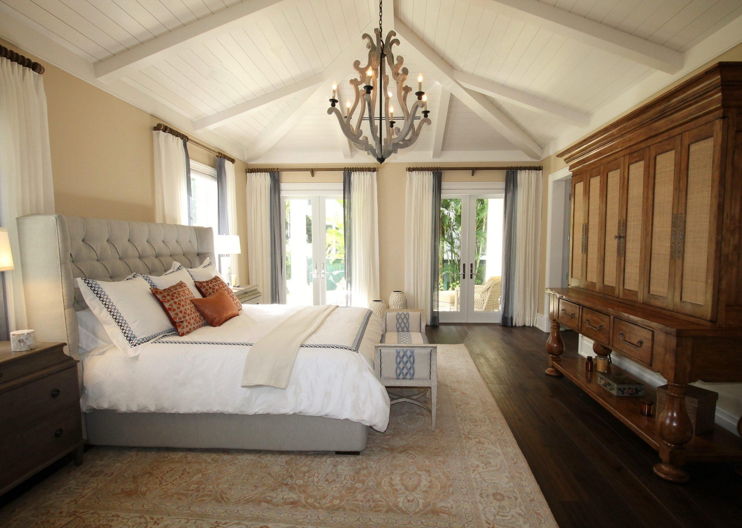 Master Bedroom Decorating - Lighting