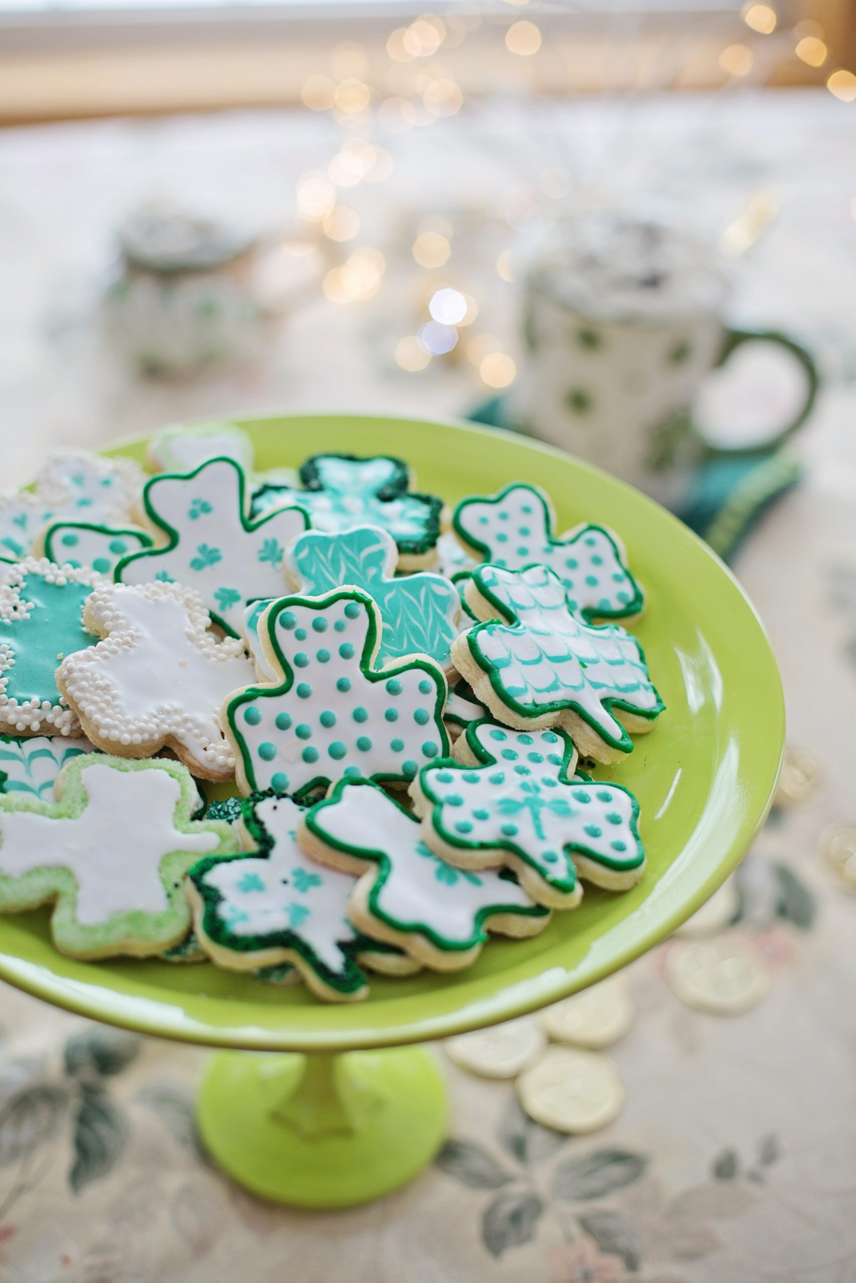 St. Patrick's Day - cookies