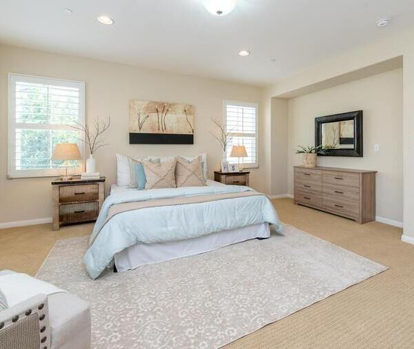 Master Bedroom Decorating - featured