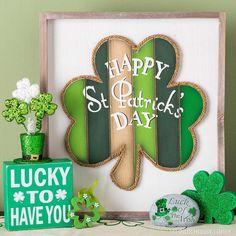 St. Patrick's Day - knick-knacks