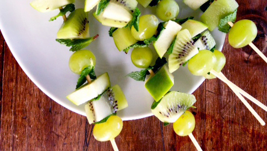 St. Patrick's Day - skewers