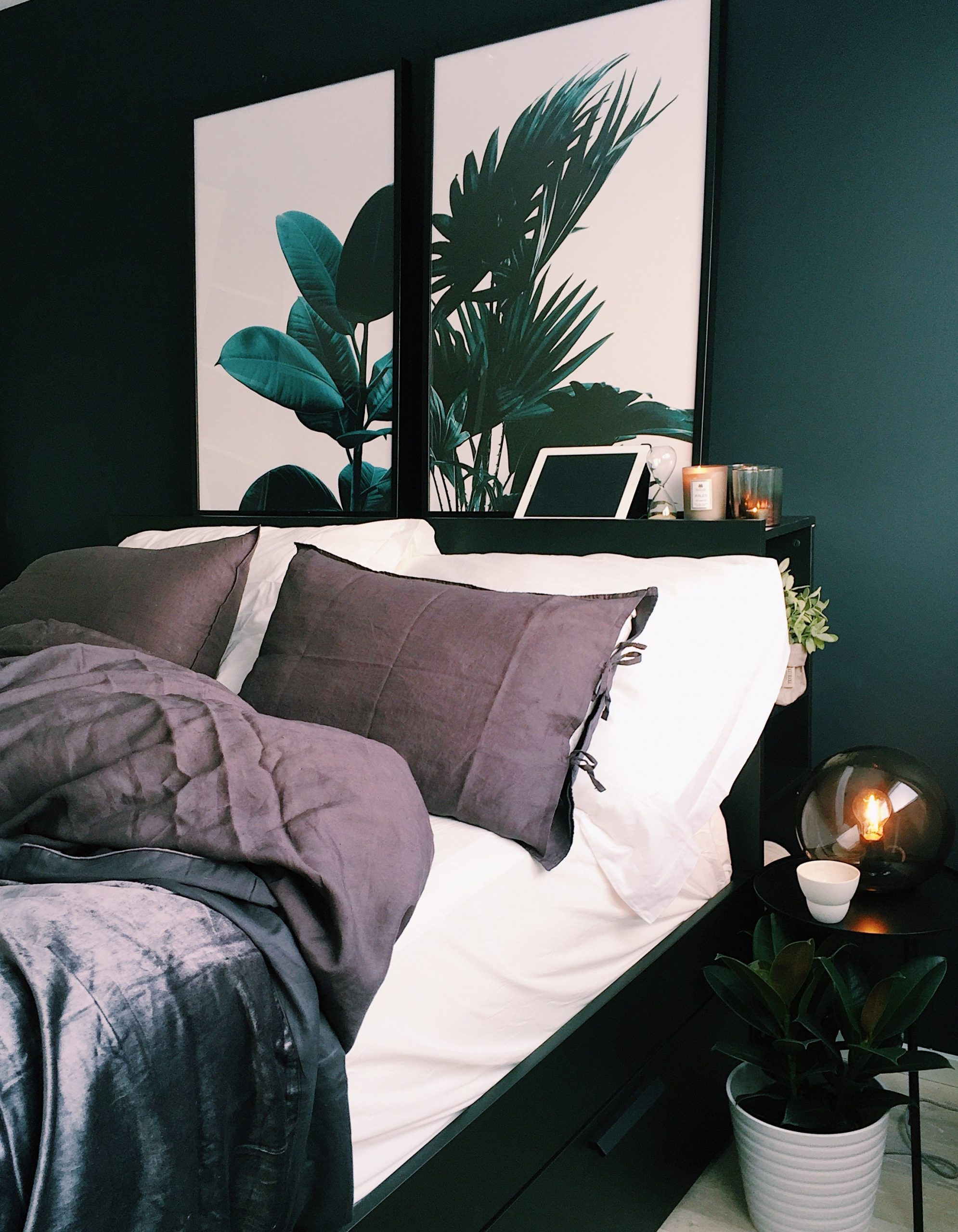 Master Bedroom Decorating - Color