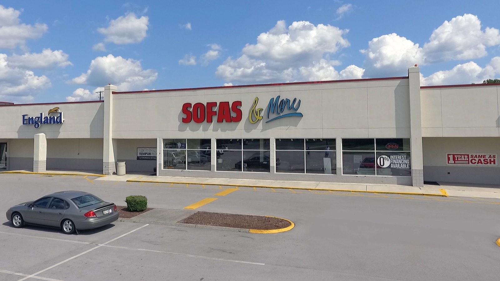 Reopening Sofas & More
