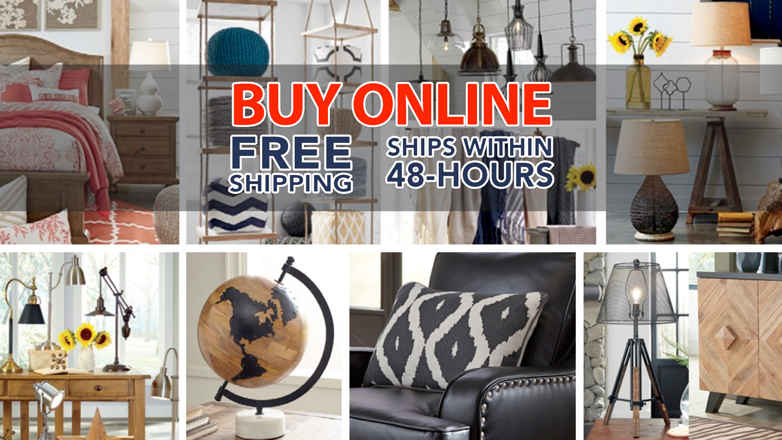 Buy Online from Sofas & More