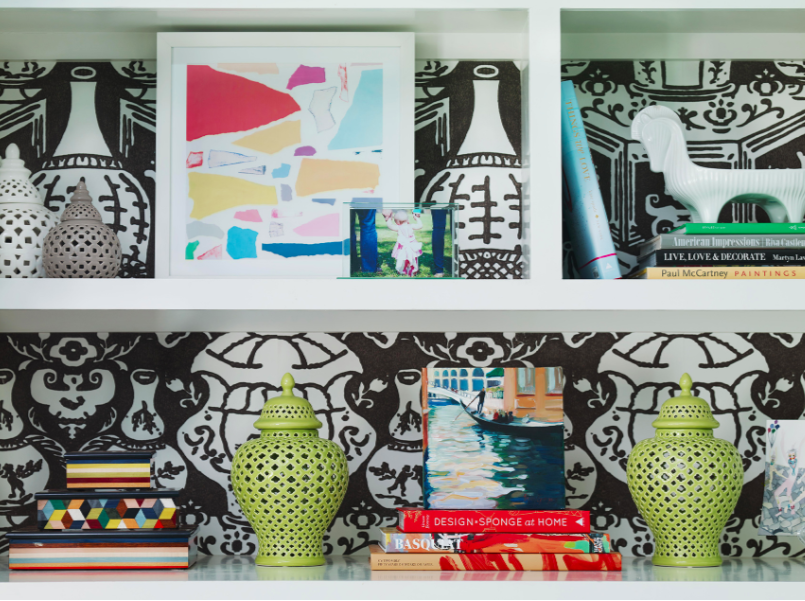 Redecorate With What You Have - shelf