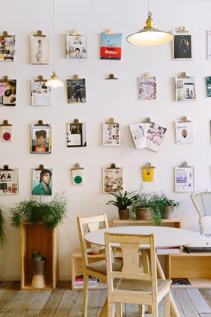 Redecorate With What You Have - clipboards