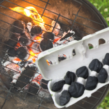 8 Grilling Hacks to Help You Turn Up the Heat - egg carton