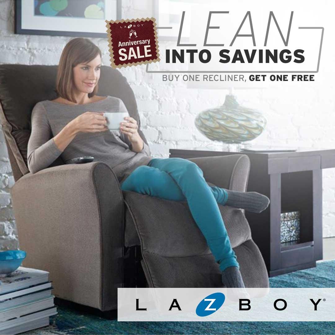 La-Z-Boy Anniversary Sale
