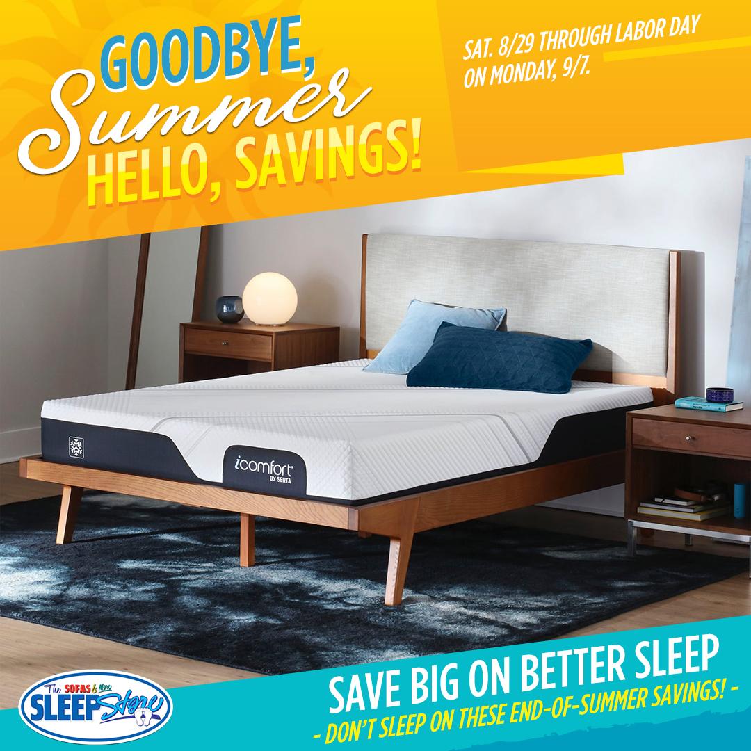 Sofas & More Labor Day Furniture Sale - split 2