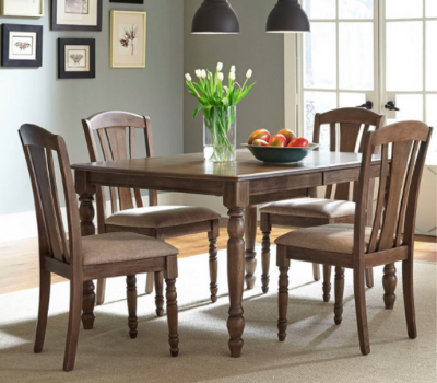 Celebrating From A Distance - Liberty Candlewood Dining Set
