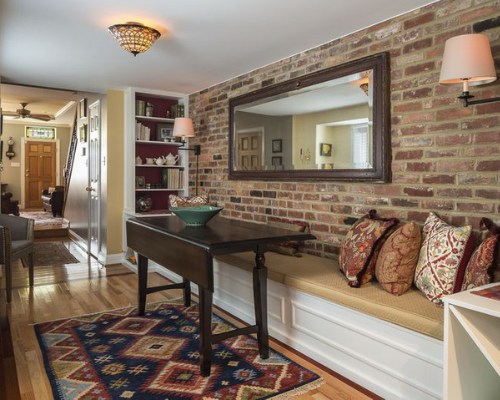 Home Design Trends for Fall and Winter - Brick 1