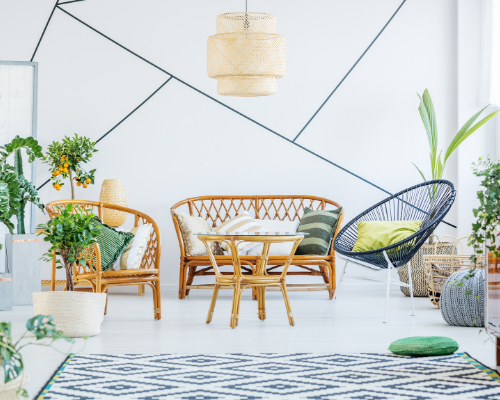 Home Design Trends for Fall and Winter - Rattan