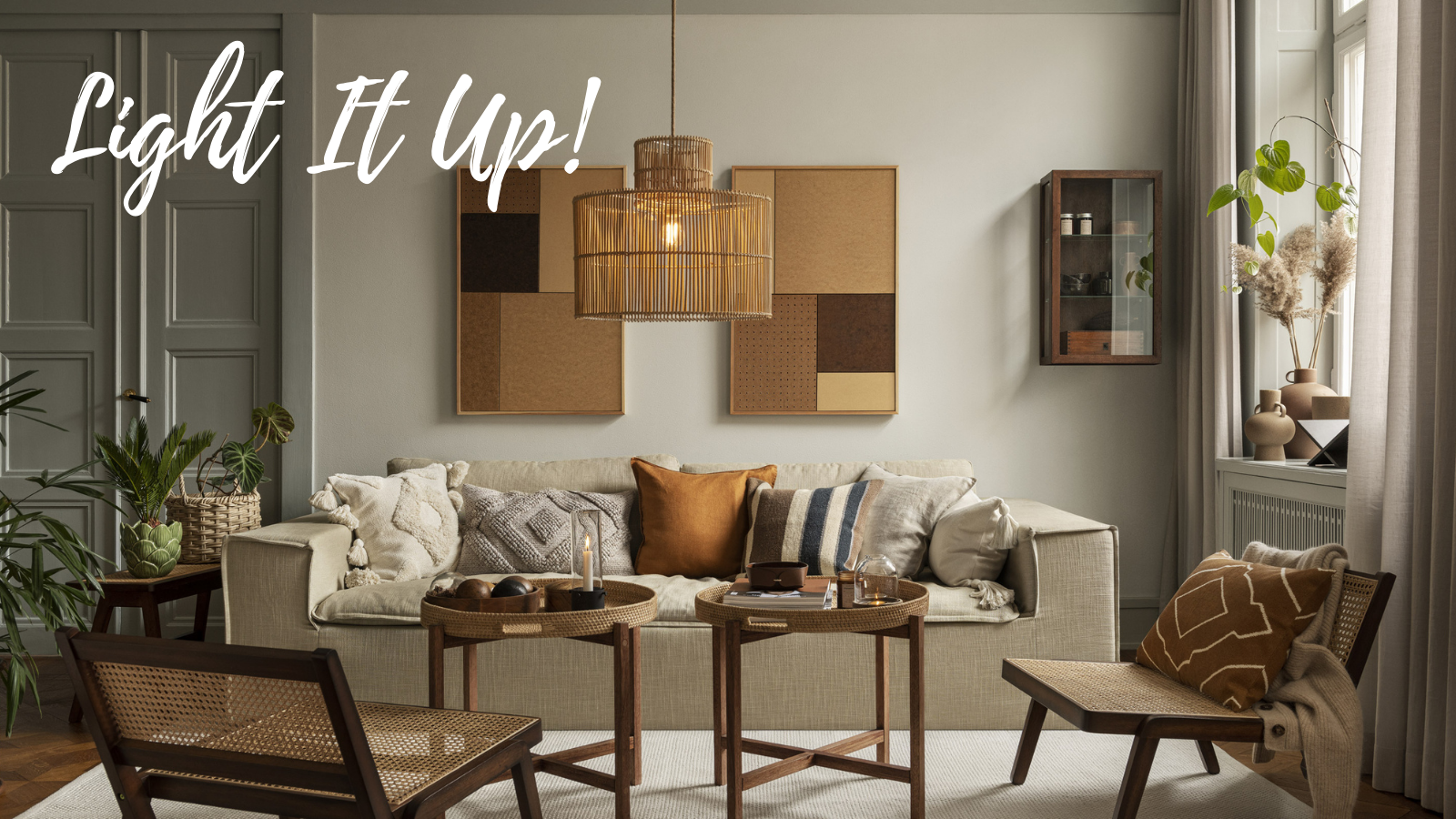 Light It Up! | On-Trend Lighting Options - Featured 2