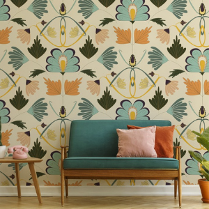 May Flowers: Tasteful, Timely Florals for Spring - Wallpaper