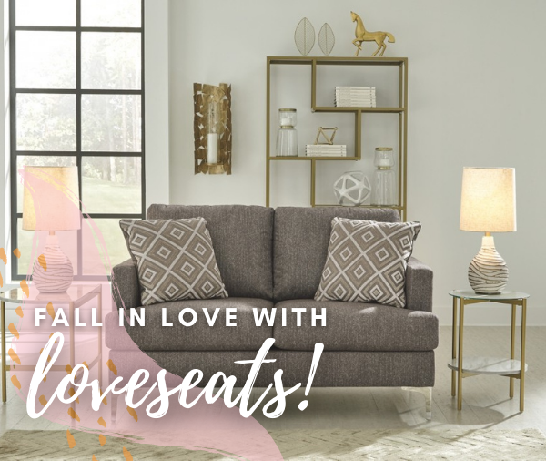 Fall in Love With Loveseats - Featured