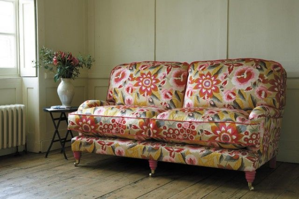 May Flowers: Tasteful, Timely Florals for Spring - Sofa